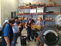 New QLD branch for FHS and Polysmart delivers welding equipment and training