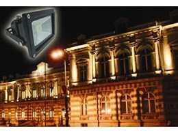 New Vibe LED floodlights from ANL Lighting