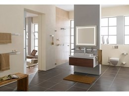 New bathroom accessory collection from Emco