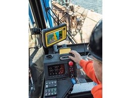 New beacon receiver from Trimble for marine construction
