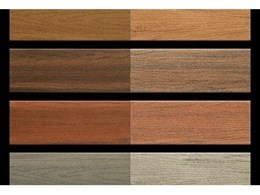 New colour added to ModWood Technologies Natural Grain collection of composite materials