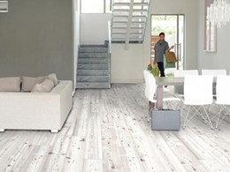 New cork flooring from Premium Floors represents sustainability