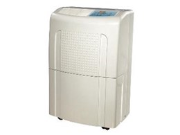 New domestic dehumidifier from Moisture Cure