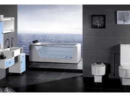 New efficient and ergonomic architectural bathroomware range from Hudson Holding