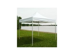 New folding marquee from Lifetime Industries