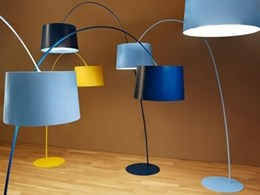 New limited edition Twiggy floor lamps in seven new colours