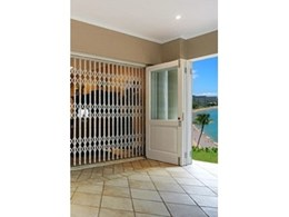 New range of aluminium security concertina doors available on the Australian market
