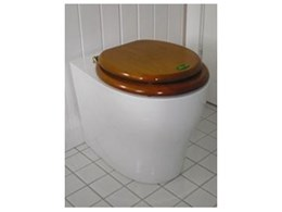 New range of waterless toilets from Ecoflo Water Management