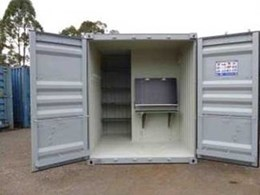 New shipping container solution for builders from Royal Wolf
