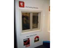 New sliding technology for Magnetite's Retrofit Double Glazing system