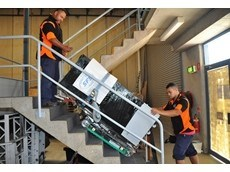 New stair-climber for hire from Kennards Lift & Shift