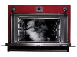 New steam ovens now available for the home cooking segment