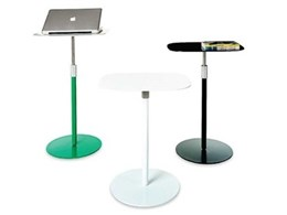 New table from Schiavello keeps it moving
