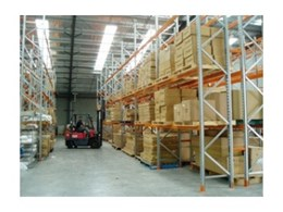 New warehouse for Melbourne Storage space
