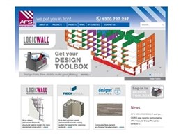 New website makes designing, specifying and building easier