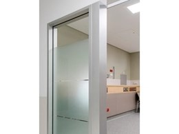 New white paper explains access standards for hinged and sliding doors