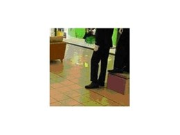 Non-slip treatment for slippery floors and outdoor pedestrian surfaces from Grip Guard Non Slip