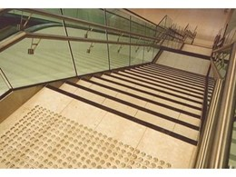 Novaproducts presents Stairtile stair nosing - the solution for a durable step edge