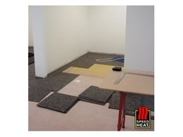 Underfloor Electric Heaters And Rug Heaters From