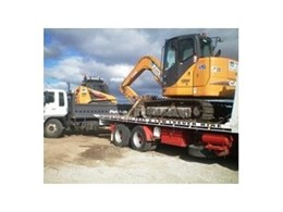 On the road to success with construction machinery from Case Construction Equipment