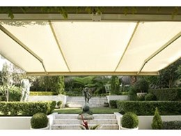 Only premium fabric and automation products used in Aluxor Awning Systems