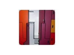 Optimus locker range from Excel Lockers