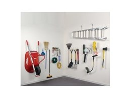 Organise your garage with storage solutions from Hills