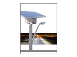 Orion Solar offers free 32-page information booklet on solar LED lighting systems