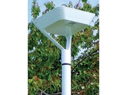Orion self-contained solar LED area lights
