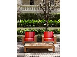 Outdoor Furniture from Robert Plumb