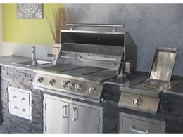 Outdoor kitchen equipment from Wholesale Appliances