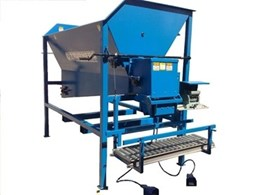 Oz Bagger Bagging Machines from OZ Turners