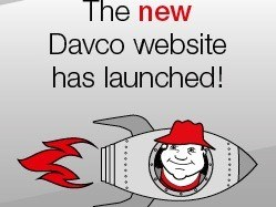 Davco takes the lead with the launch of its new website
