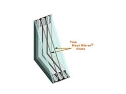 Paarhammer tilt & turn windows now with Heat Mirror glass for even better energy efficiency