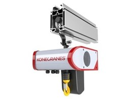 Packaging company gains from Konecranes service backup on chain hoists