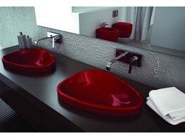 Paco Jaanson introduces Italian chic with new Etna ceramic ware and bathroom furniture