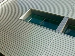 PanelLock insulated panels from Stramit make for easy-to-install thermal performance