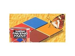 Paving Paint from Colormaker