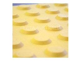 Peel and stick indoor tactile tiles available from CTA Australia