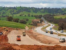 ICL cement blends add strength to 27km Peninsula Link Freeway