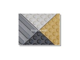 Permanent Inlaid Porcelain Tactiles from Grip Guard Non Slip