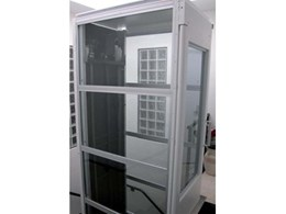 Petite residential lifts from Master Lifts require minimal overall space