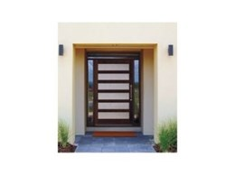 Pivot Door System designed for heavier doors