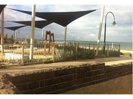 Plum Garland Playground upgrade specifies Conectabal balustrade systems