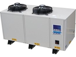 Polar Pack series III outdoor condensing units from Heatcraft