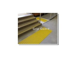 PolyPad Retrofit Polymeric Tactiles from Grip Guard Non Slip