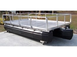 Pontoon boats available from Yana
