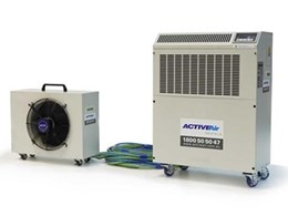 Portable air conditioners and spot coolers from Active Air Rentals