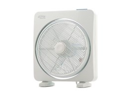 Portable tilt box cooling fans and high velocity desk fans available from Omega Appliances