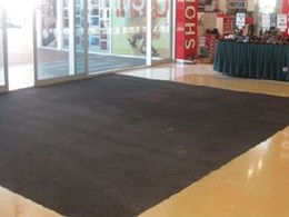 Portal Plus entrance matting from Novaproducts Global meets fire ratings